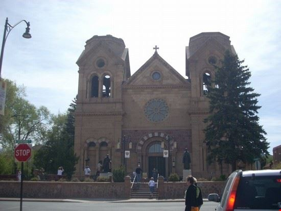 cathedral basilica of saint francis of assisi santa fe