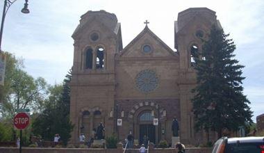 cathedral basilica of saint francis of assisi santa fe