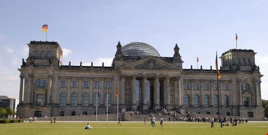 il centro del potere germanico