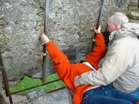 cork the blarney stone