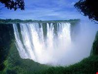 Majestic Victoria Falls