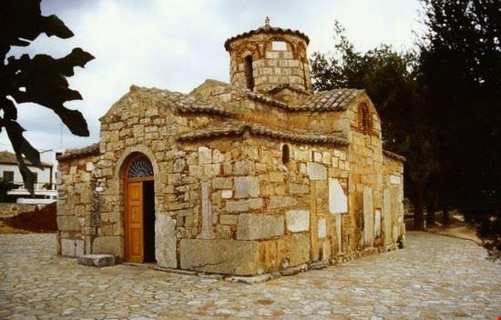 chiesetta sparta