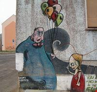 Graffiti, Skuril