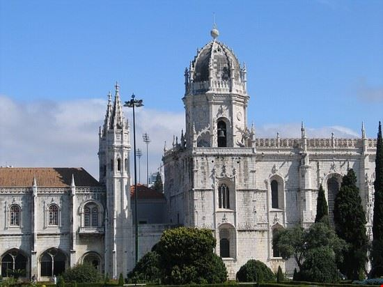 44880 lisbona monastero dos jeronimos