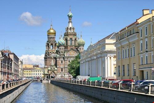saint-petersbourg saint petersbourg en russie