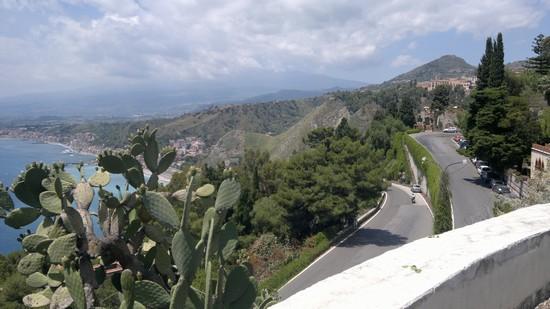 Foto la splendida baia di giardini naxos a giardini naxos 550x309 autore tiziana raneri 2 - Giardini naxos cosa vedere ...