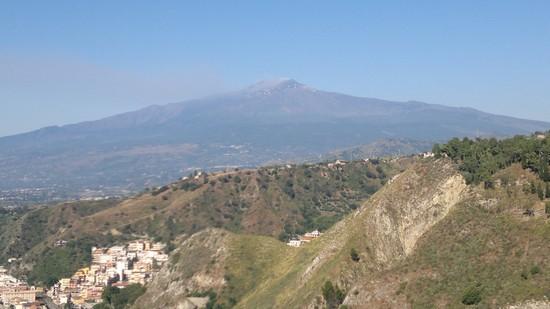 Foto l 39 etna a giardini naxos 550x309 autore tiziana raneri - Giardini naxos cosa vedere ...