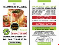 frankfurt pizzeria torino