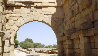 Area archeologica di Tindari