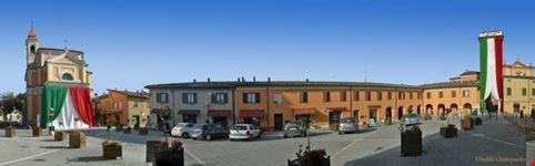 Piazza Silvagni nel 150° anniversario dell'Unità d'Italia