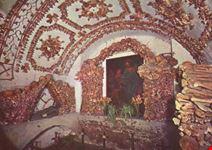 roma cimitero dei cappuccini prima cappella