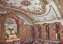 roma cimitero dei cappuccini quarta cappella