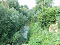 il fiume Ombrone