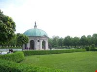 tempio di diana nel giardino hofgarten monaco
