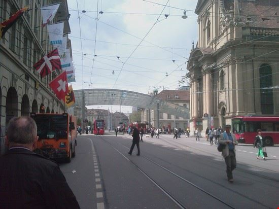 Le strade di Berna