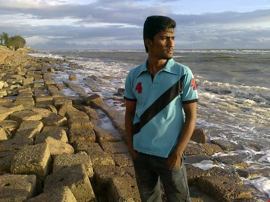 Cox's bazar-Longest Natural Sea Beach at Bangladesh