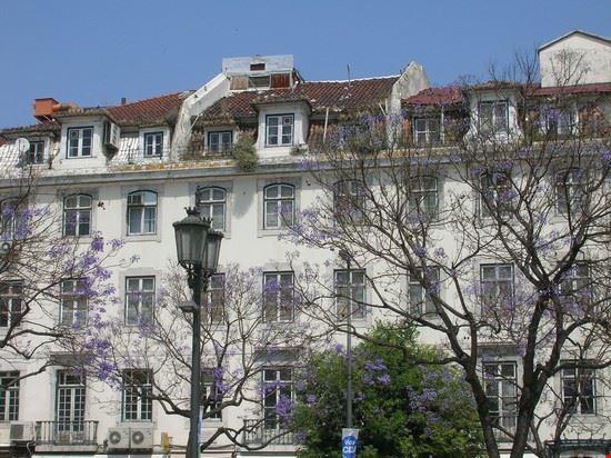 Lisbona - Piazza del Rossio