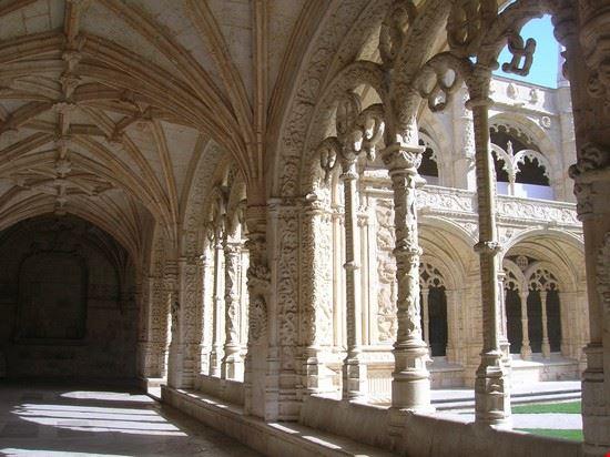 Lisbona - Belèm - Monastero dos Jeronimos