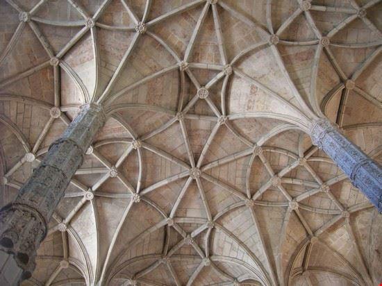 Lisbona - Belèm - chiesa del Monastero dos Jeronimos