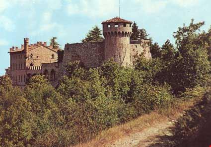 Castello di Monfestino m. 875