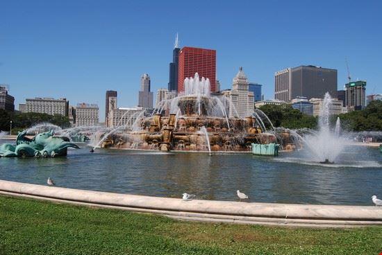45996 chicago buckingham fountain