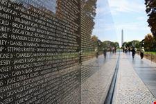 washington vietnam veterans memorial