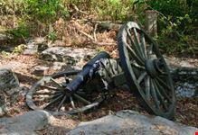nashville ueberreste einer kanone