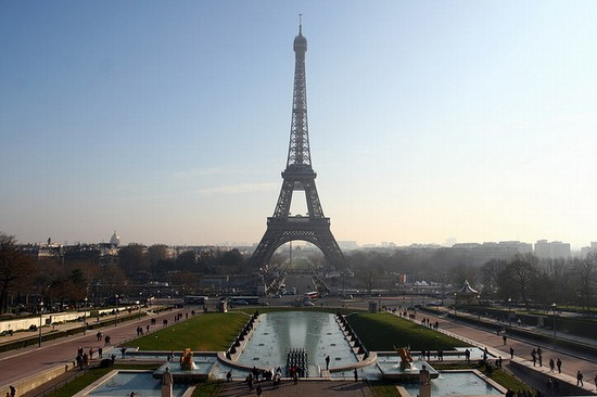 parigi guida turistica