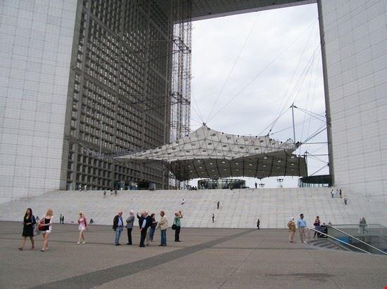46128 le grand arche parigi
