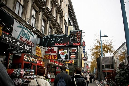 Photo Vienna Mariahilferstrasse In Vienna Pictures And Images Of
