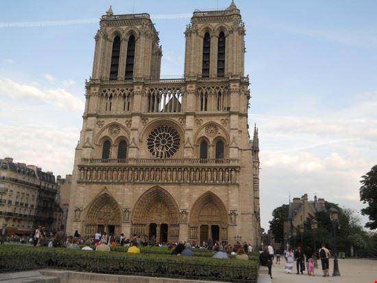 La celebre cattedrale gotica