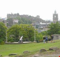 46148 il castello da calton hill edimburgo