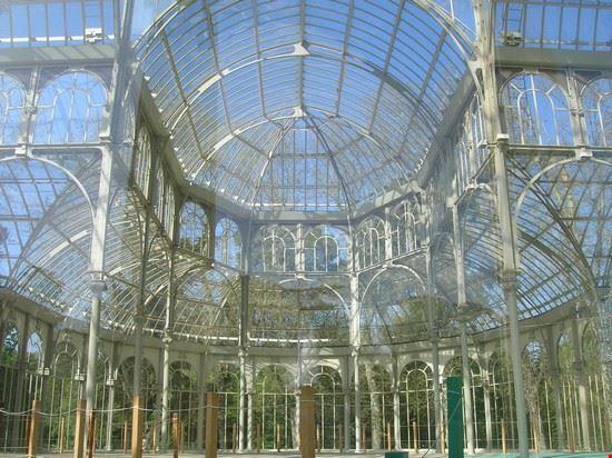 madrid palacio de cristal madrid