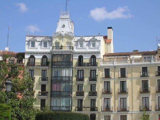 madrid plaza de oriente madrid