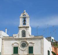 Polignano, chiesa