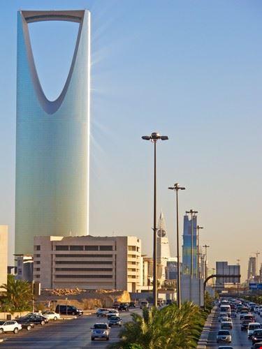 riyad kingdom tower  kingdom centre a riyad arabie saoudite