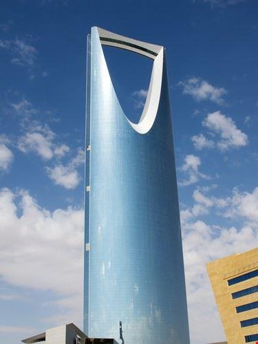 kingdom tower a riyad riyad