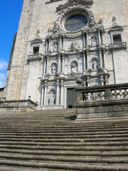 girona cattedrale girona