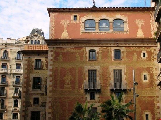 46230 barcellona di fronte al palau de la musica catalana barcellona