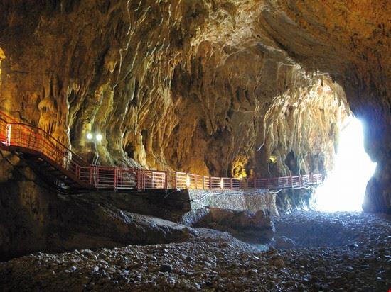 Le grotte