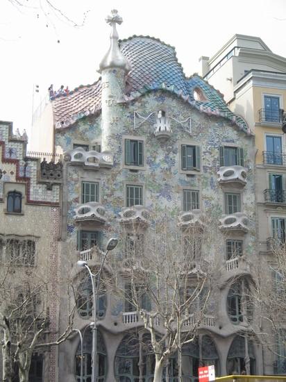 Foto casa batll a barcellona 412x550 autore claudia for Villaggi vacanze barcellona