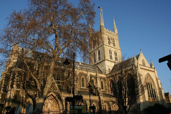 46430 londra southwark cathedral