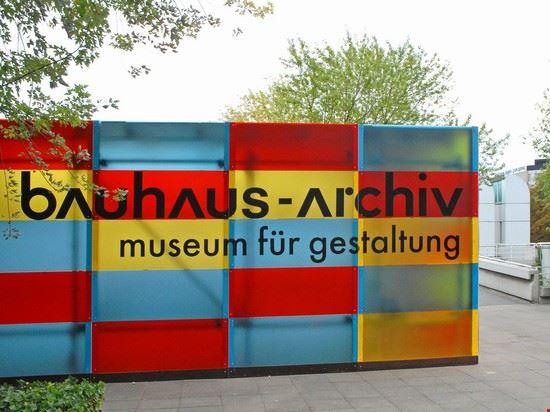 46485 berlino bauhaus archive