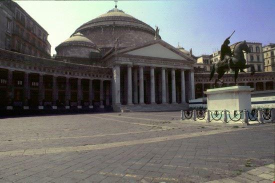 Una delle piazze più belle d'Italia