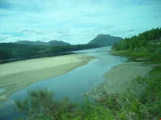 i colori delle highlands glasgow