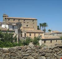 Chiesa e panorama su Montauro