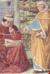 san gimignano s agostino legge le epistole di s paolo gozzoli 1465