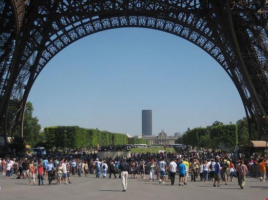 46684 parigi tour de montparnasse dalla tour eiffel