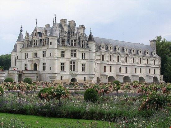 nantes castello di chenonceau