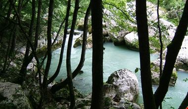 il fiume Sangro
